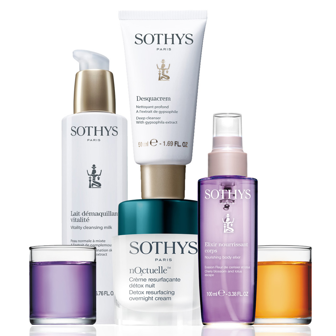 Vignette products sothys